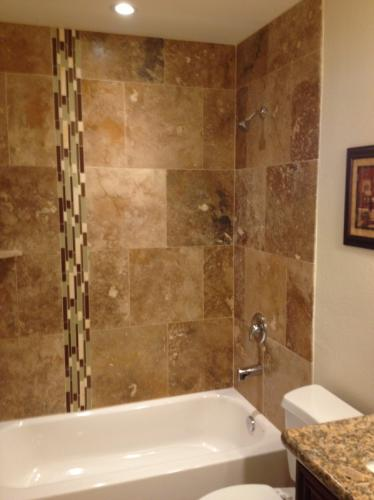 Guest Bathroom After
