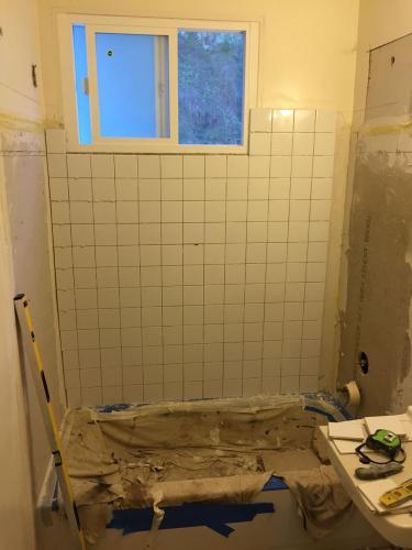 Bathroom During